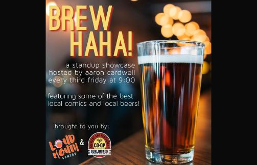 Brew HaHa!