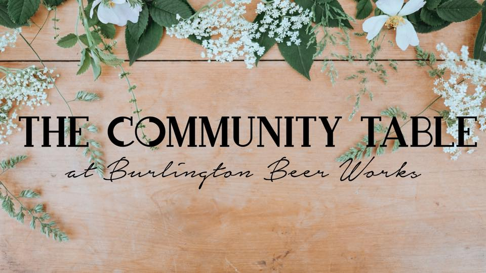 The Community Table – Beer Dinner