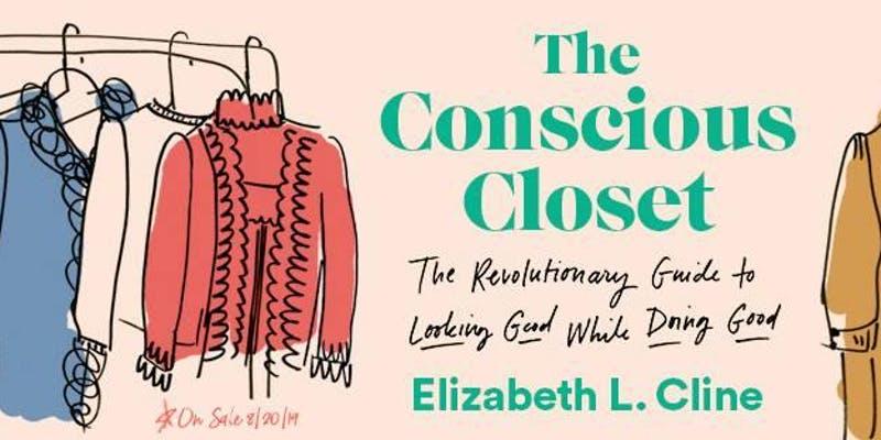The Conscious Closet – Book Signing + Conversation