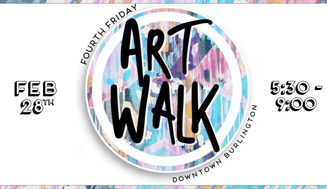Fourth Friday Art Walk
