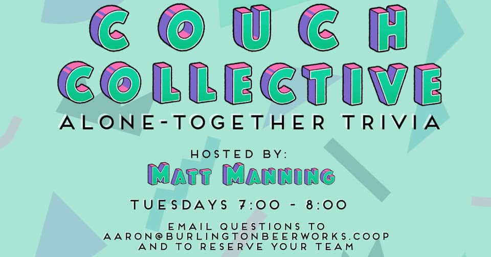 Couch Collective • Alone-Together Trivia