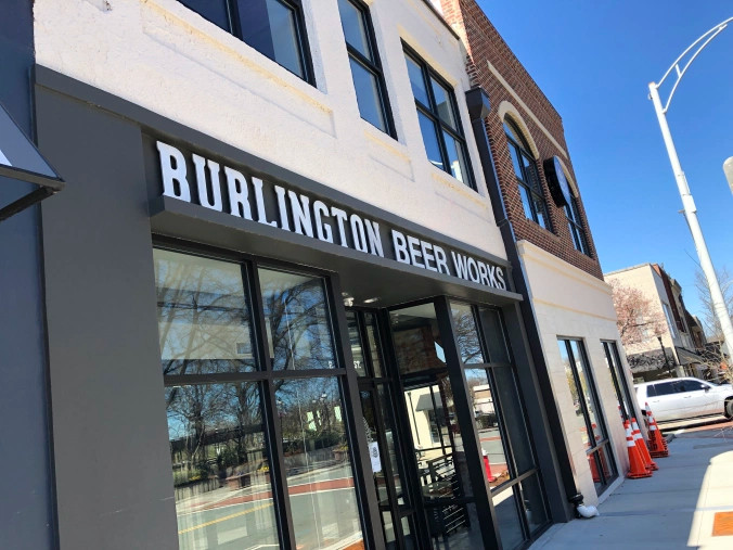 Burlington Beer Works Brewery and Restaurant quietly marks first anniversary
